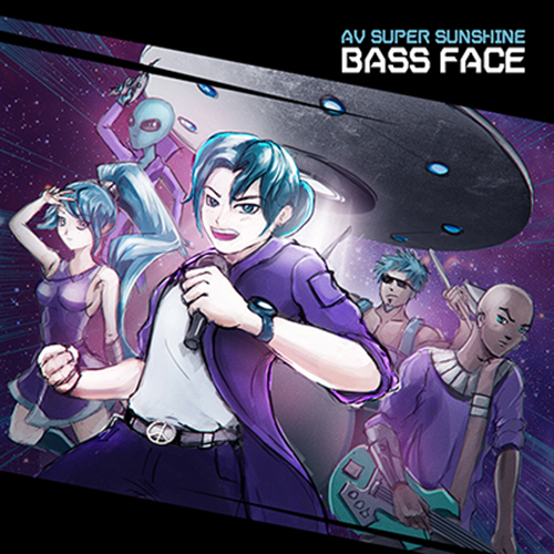 AV Super Sunshine Bass Face cover 2 500x500