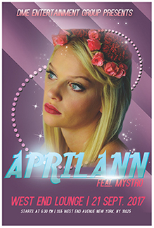 Aprilann NYC Flyer 325x219